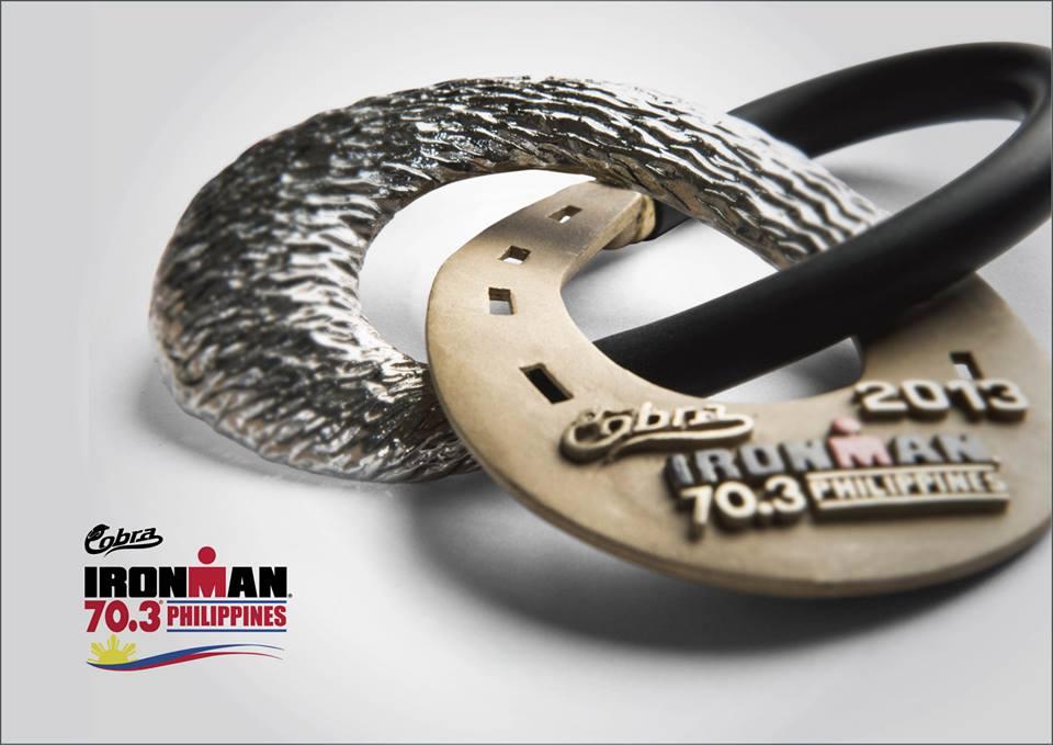 Cobra Ironman 2013 medal