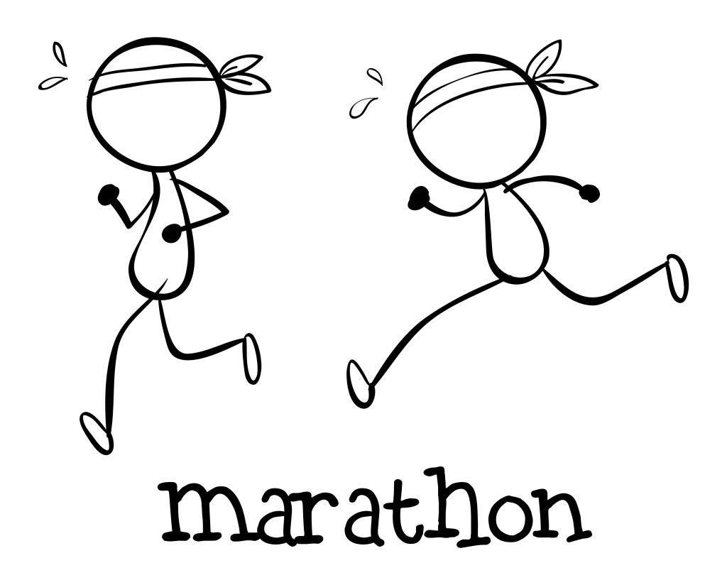 Have you been dreaming of running a marathon?